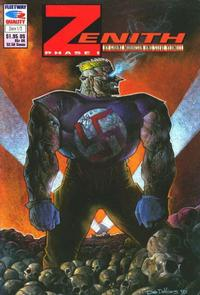 Cover Thumbnail for Zenith Phase I (Fleetway/Quality, 1992 series) #2