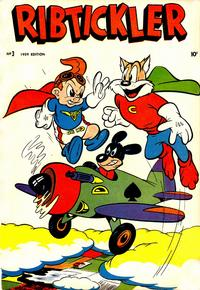 Cover Thumbnail for Ribtickler (Norlen Magazines, 1959 series) #3