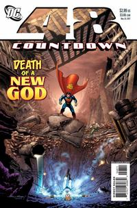 Cover Thumbnail for Countdown (DC, 2007 series) #48
