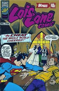 Cover Thumbnail for Lois Lane Comic (K. G. Murray, 1975 series) #118
