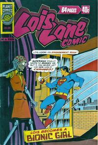 Cover Thumbnail for Lois Lane Comic (K. G. Murray, 1975 series) #119