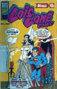 Cover Thumbnail for Lois Lane Comic (K. G. Murray, 1975 series) #120