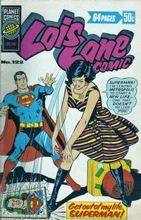 Cover Thumbnail for Lois Lane Comic (K. G. Murray, 1975 series) #122