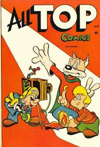 Cover Thumbnail for All Top (Norlen Magazines, 1959 series) #6