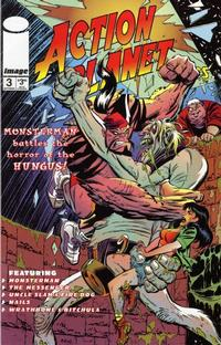 Cover Thumbnail for Action Planet Comics (Image, 1996 series) #3