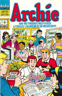Cover Thumbnail for Archie and His Friends Help Raise Literacy Awareness (Archie, 1994 series)