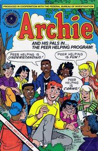 Cover Thumbnail for Archie and His Pals in The Peer Helping Program (Archie, 1991 series)
