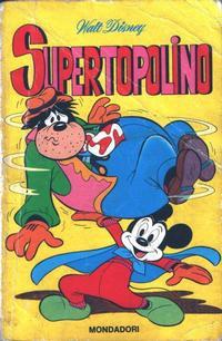 Cover Thumbnail for SuperTopolino (Arnoldo Mondadori Editore, 1974 series)