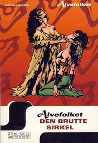 Cover Thumbnail for Alvefolket (Hjemmet / Egmont, 2005 series) #22