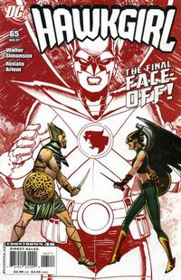 Cover Thumbnail for Hawkgirl (DC, 2006 series) #65