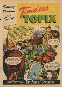 Cover Thumbnail for Timeless Topix (Catechetical Guild Educational Society, 1942 series) #v2#3
