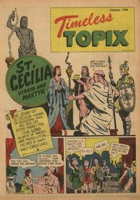 Cover Thumbnail for Timeless Topix (Catechetical Guild Educational Society, 1942 series) #v2#5