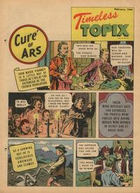 Cover Thumbnail for Timeless Topix (Catechetical Guild Educational Society, 1942 series) #v2#6