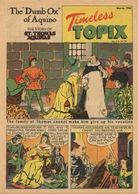 Cover Thumbnail for Timeless Topix (Catechetical Guild Educational Society, 1942 series) #v2#7