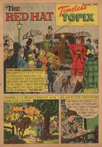 Cover Thumbnail for Timeless Topix (Catechetical Guild Educational Society, 1942 series) #v3#4