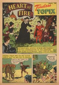 Cover Thumbnail for Timeless Topix (Catechetical Guild Educational Society, 1942 series) #v3#5