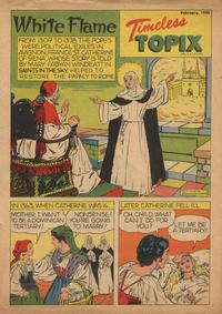 Cover Thumbnail for Timeless Topix (Catechetical Guild Educational Society, 1942 series) #v3#6
