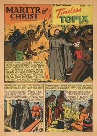 Cover Thumbnail for Timeless Topix (Catechetical Guild Educational Society, 1942 series) #v3#7