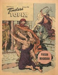 Cover Thumbnail for Timeless Topix (Catechetical Guild Educational Society, 1942 series) #v4#5