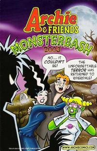 Cover Thumbnail for Archie & Friends Monsterbash 2003 (Archie, 2003 series) #[nn]