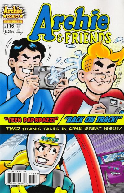 Cover for Archie & Friends (Archie, 1992 series) #116