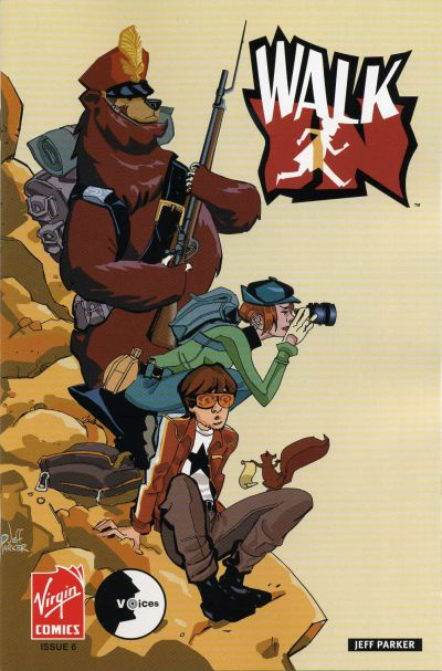 Cover for Walk In (Virgin, 2006 series) #6