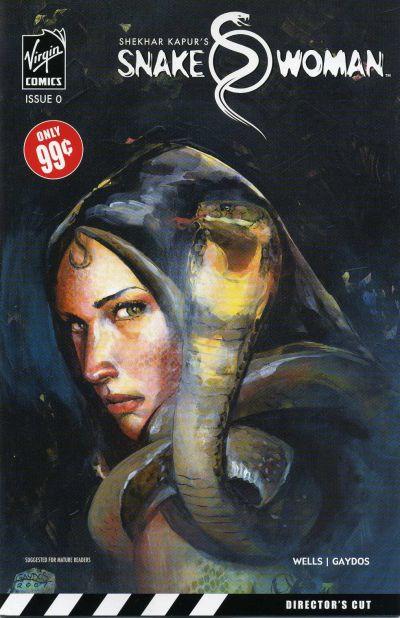 Cover for Snake Woman (Virgin, 2006 series) #0