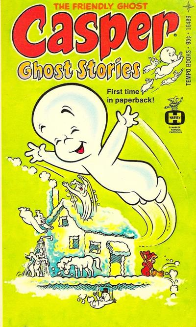 Cover for Casper the Friendly Ghost: Ghost Stories (Tempo Books, 1973 series) #16489 [1]