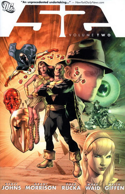 Cover for 52 (DC, 2007 series) #2