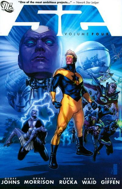 Cover for 52 (DC, 2007 series) #4