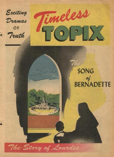 Cover for Timeless Topix (Catechetical Guild Educational Society, 1942 series) #v2#1