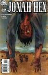 Cover for Jonah Hex (DC, 2006 series) #20
