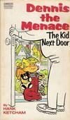 Cover for Dennis the Menace-- The Kid Next Door (Gold Medal Books, 1973 series) #R2869