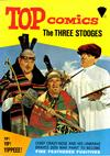 Cover for Top Comics The Three Stooges (Western, 1967 series) #1