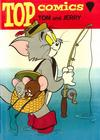 Cover for Top Comics Tom & Jerry (Western, 1967 series) #1
