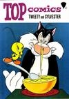 Cover for Top Comics Tweety & Sylvester (Western, 1967 series) #1