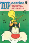Cover for Top Comics Tweety & Sylvester (Western, 1967 series) #2