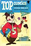 Cover for Top Comics Yogi Bear (Western, 1967 series) #2