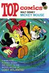 Cover for Top Comics Walt Disney Mickey Mouse (Western, 1967 series) #3