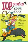 Cover for Top Comics Walt Disney Moby Duck (Western, 1967 series) #1