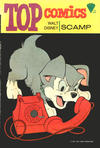 Cover for Top Comics Walt Disney Scamp (Western, 1967 series) #1