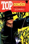 Cover for Top Comics Walt Disney Presents Zorro (Western, 1967 series) #2