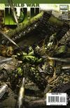 Cover for World War Hulk (Marvel, 2007 series) #3