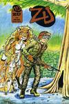 Cover for ZU (MU Press, 1995 series) #4