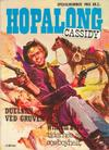 Cover for Hopalong Cassidy Spesialnummer (Serieforlaget / Se-Bladene / Stabenfeldt, 1965 series) #[1966]