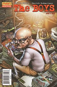Cover Thumbnail for The Boys (Dynamite Entertainment, 2007 series) #7 [Cover A]
