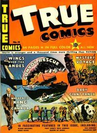 Cover Thumbnail for True Comics (Parents' Magazine Press, 1941 series) #12