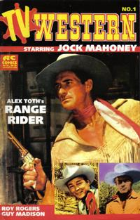 Cover Thumbnail for TV Western (AC, 2001 series) #1