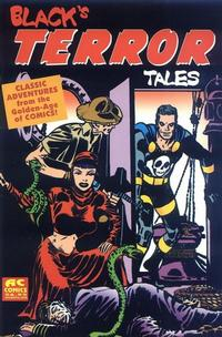 Cover Thumbnail for Black's Terror Tales (AC, 2003 series) #1
