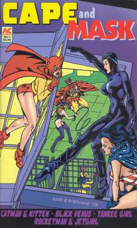 Cover Thumbnail for Cape and Mask (AC, 2003 series) #1